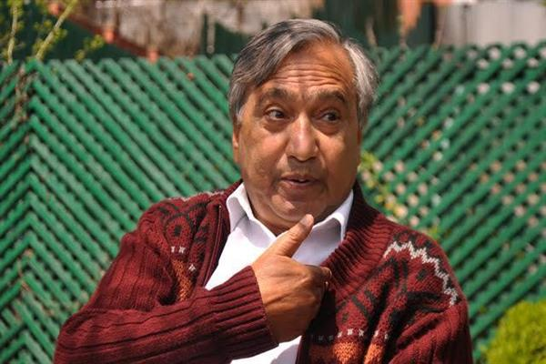 Awarding Army officer provocative: Tarigami
