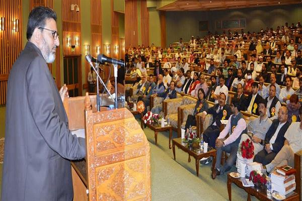 Dependable monitoring imperative for effective schooling: Altaf Bukhari