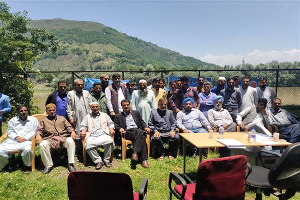 Peoples' Conference holds meetings, activates party program in Baramulla