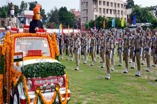 Independence Day celebrated with patriotic spirit, zeal across Jammu division