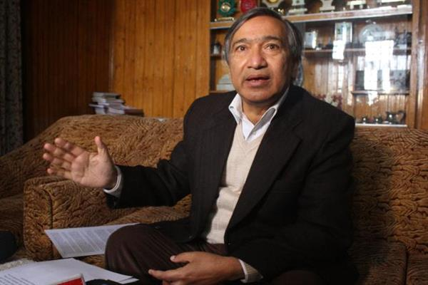 Don't close options for youth to live peacefully: Tarigami
