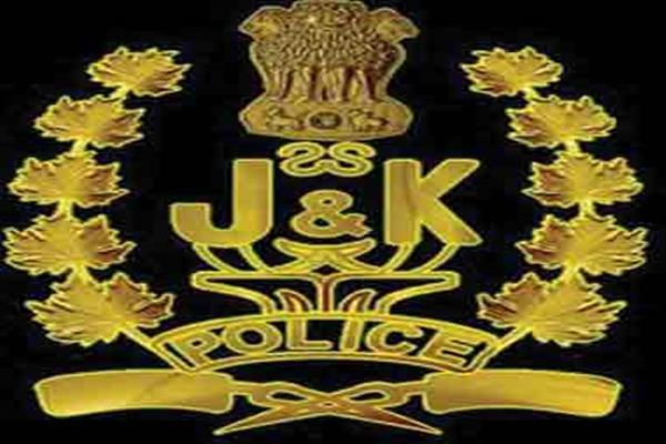 32 JK police officers awarded President's Medal