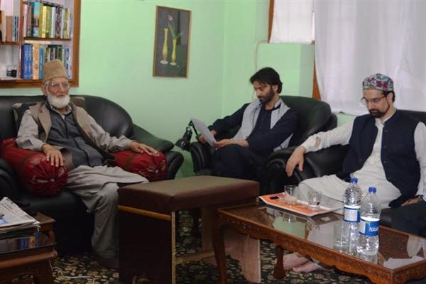 Separatists extend strike call up to Sep 01, calls for Eidgah Chalo on Aug 26