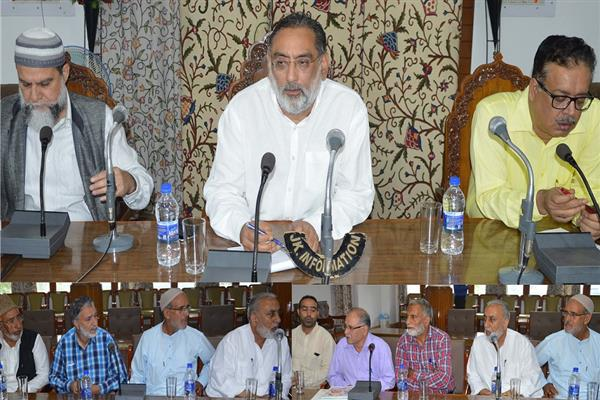 Govt Working On Larger Canvass To Revive Handicrafts Sector Dr Drabu
