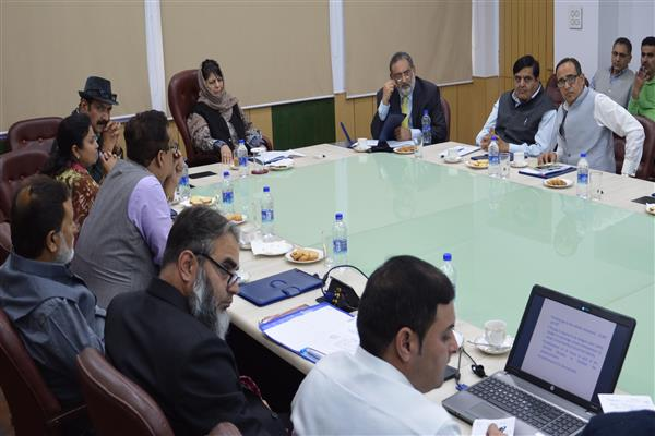Mehbooba stresses on enhanced allocation to Horticulture sector