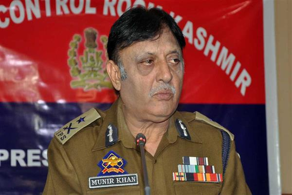No CASO in Srinagar, only routine frisking ahead of republic day: IGP Kashmir