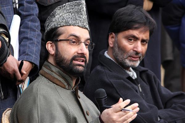 Kashmir handed over to military to suppress resistance: JRL