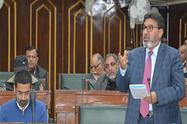 Altaf Bukhari for collective effort, constructive engagement to mend education sector
