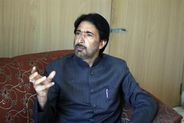 Cong not to be part of any alliance for government formation: G A Mir