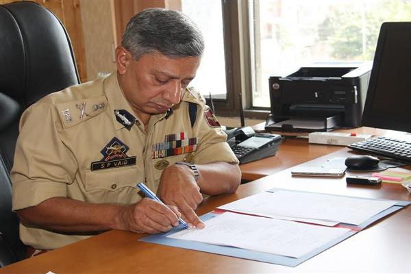 Speculative reporting affecting morale of police should be avoided: DGP Vaid to Media