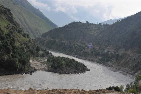 Centre gives nod to Chenab water supply project
