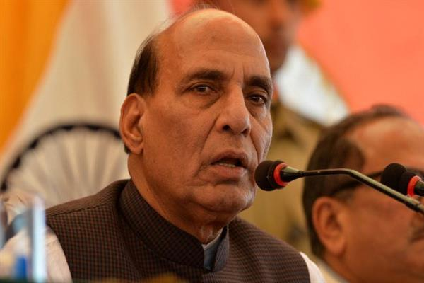 NC, PDP, JKPCC to meet Rajnath Singh