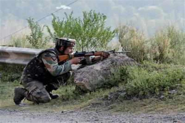 Four HM militants, Para commando killed in Shopian gunfight