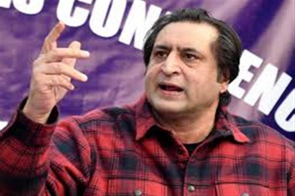 Guv, others distort facts on Government formation: Sajad Lone
