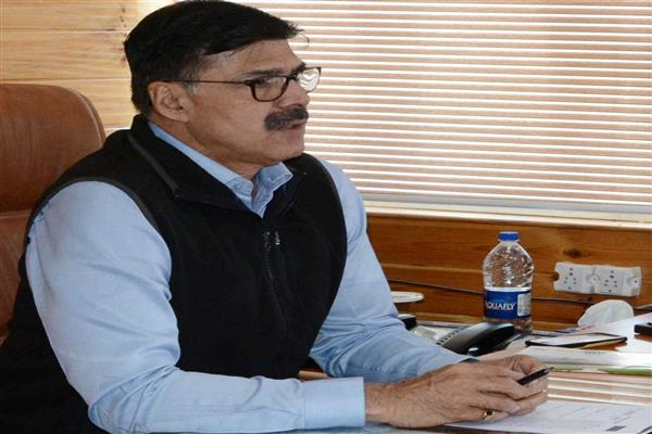 Exercise restraint; avoid civilian casualties, collateral damage: Advisor Kumar to officers