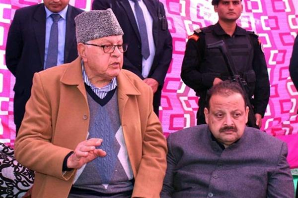 Will pass resolution of regional autonomy in State legislature in 30 days if party comes to power: Dr Farooq