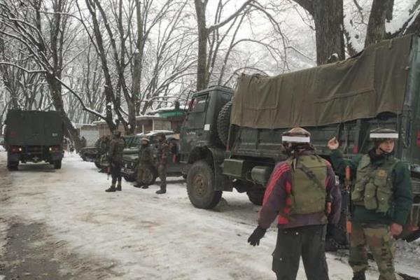 Three militants killed in Heff Shopian encounter