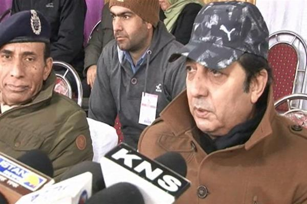 Security, others arrangements for Jan 26 function finalized: Div Com