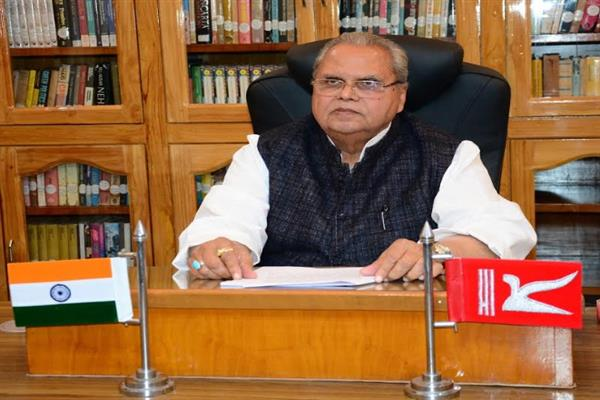 Governor greets people on Republic Day