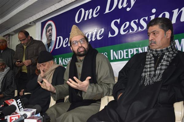 Bilal Lone renames his party as J&K Peoples Independent Movement