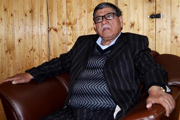 Akbar Lone to be NC candidate for Baramulla Lok Sabha constituency