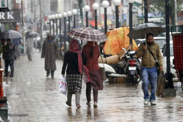 JK set to receive another spell of snow, rains from this evening