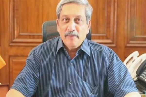 JK Govt observes one day state mourning as a mark of respect to late Parrikar