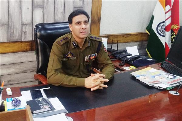 All security arrangements in place in six assembly segments of police district Baramulla: SSP