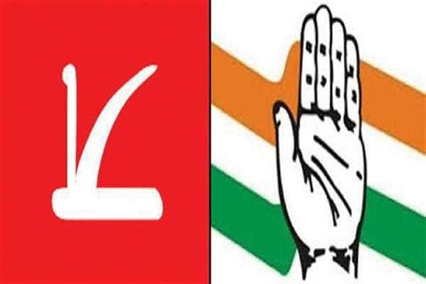 NC-Cong seal pre-poll alliance on selected seats