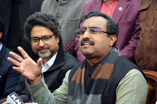 Action against separatists, militants will continue, says Ram Madhav