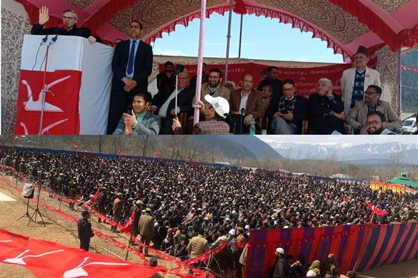 We will not allow NIA to intimidate Kashmiris: Omar Abdullah