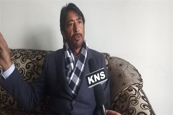 PDP failed to give respite to people of South Kashmir: JKPCC chief