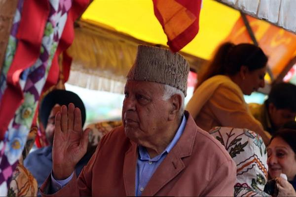 JK Guv is BJP's man, doesn't even have info about orders being issued by New Delhi: Dr. Farooq
