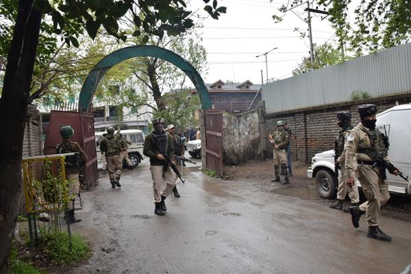 Security, poll arrangements in place in Srinagar, Udhampur parliamentary constituencies: DGP