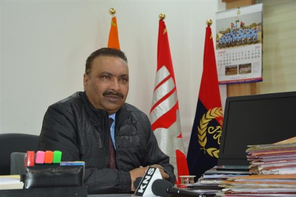 Tight security arrangements in place for polls: DGP