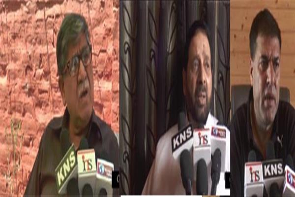 Political parties for holding assembly elections sooner in JK