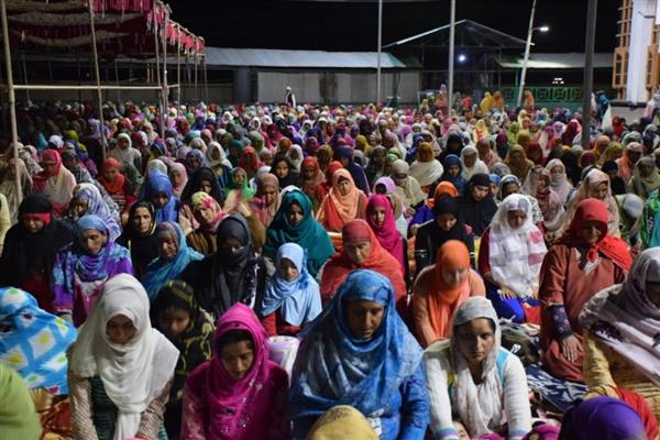 Lailat-ul-Qadr observed with religious fervor