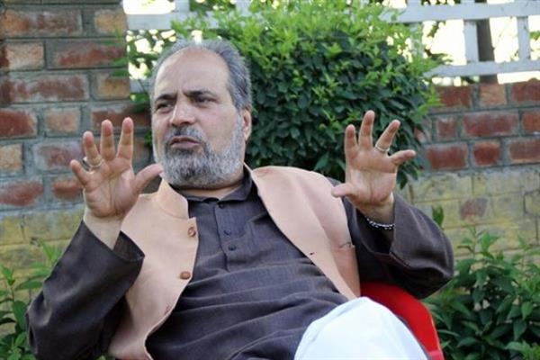 Starting dialogue process on Kashmir is welcome: Baig