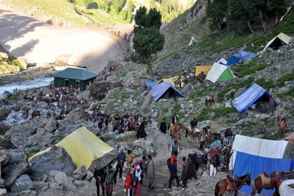 46-day-long Amarnath yatra begins; SSP Gbl says security arrangements further tightened than previous years