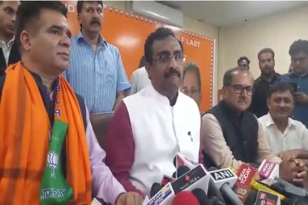 BJP demands assembly elections this year in J&K