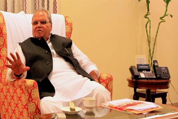 Governor S P Malik pulls up departments over delay in execution of ambitious projects in JK