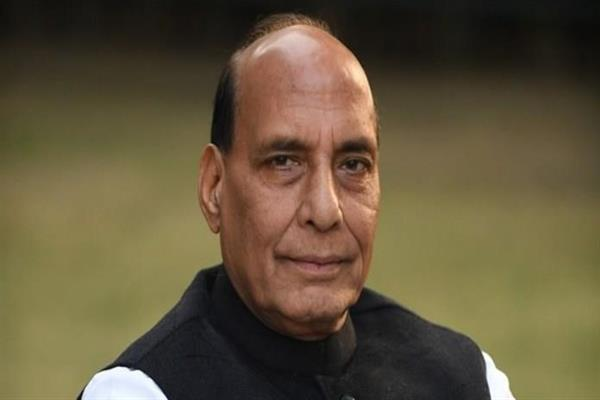 Defence Minister Rajnath Singh to visit JK tomorrow