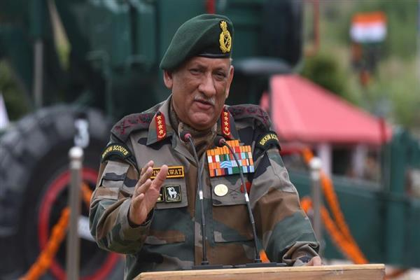 Pak economy in bad shape, they can go to any extent to get money: Army Chief