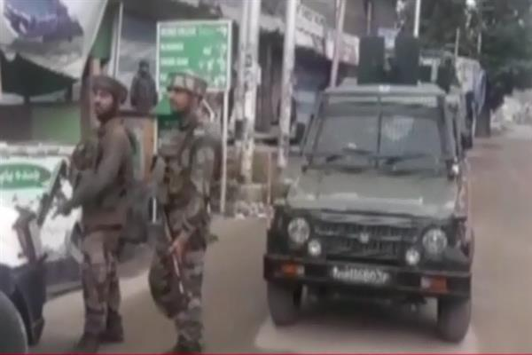 Jaish commander among two militants killed in Shopian encounter