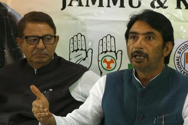 Congress asks govt to clear its intentions on Kashmir in Parliament: G A Mir