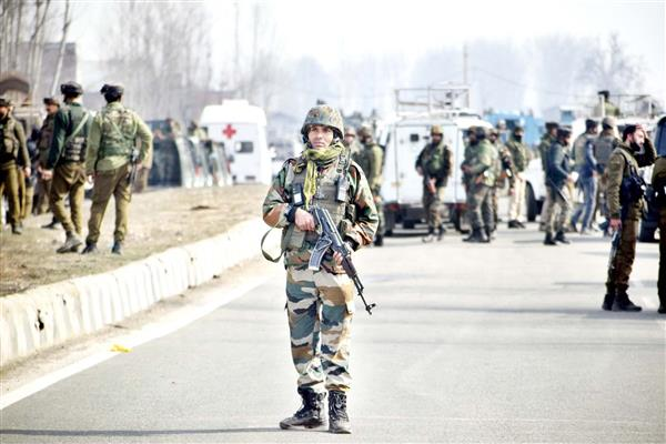 Two militants, CRPF personal killed in Srinagar shootout
