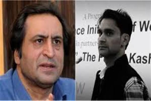 Authorities release Sajad Lone, Waheed Para, Qayoom Wani from detention