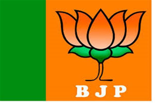 BJP wants 'Assembly polls', Panchayat elections on vacant seats to be held soon in JK