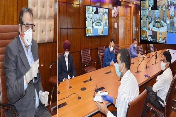 Ensure strict adherence to guidelines: Advisor Baseer Khan