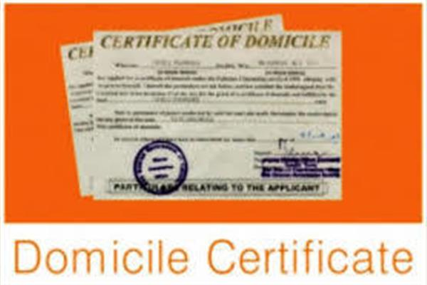 Domicile certificates distributed among WPRs, Balmiki Samaj, Gorkhas, others